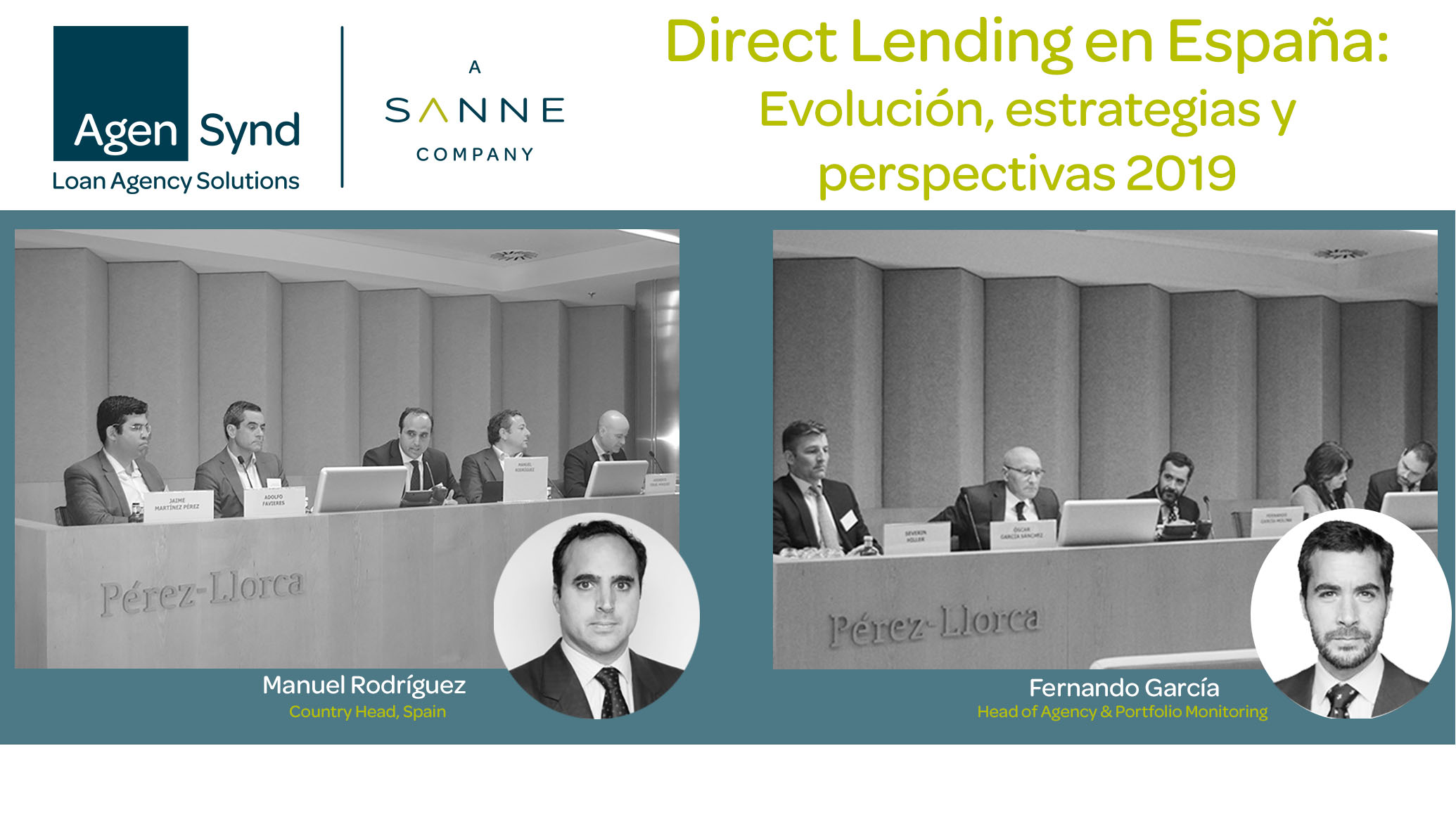 AgenSynd Evento Direct Lending