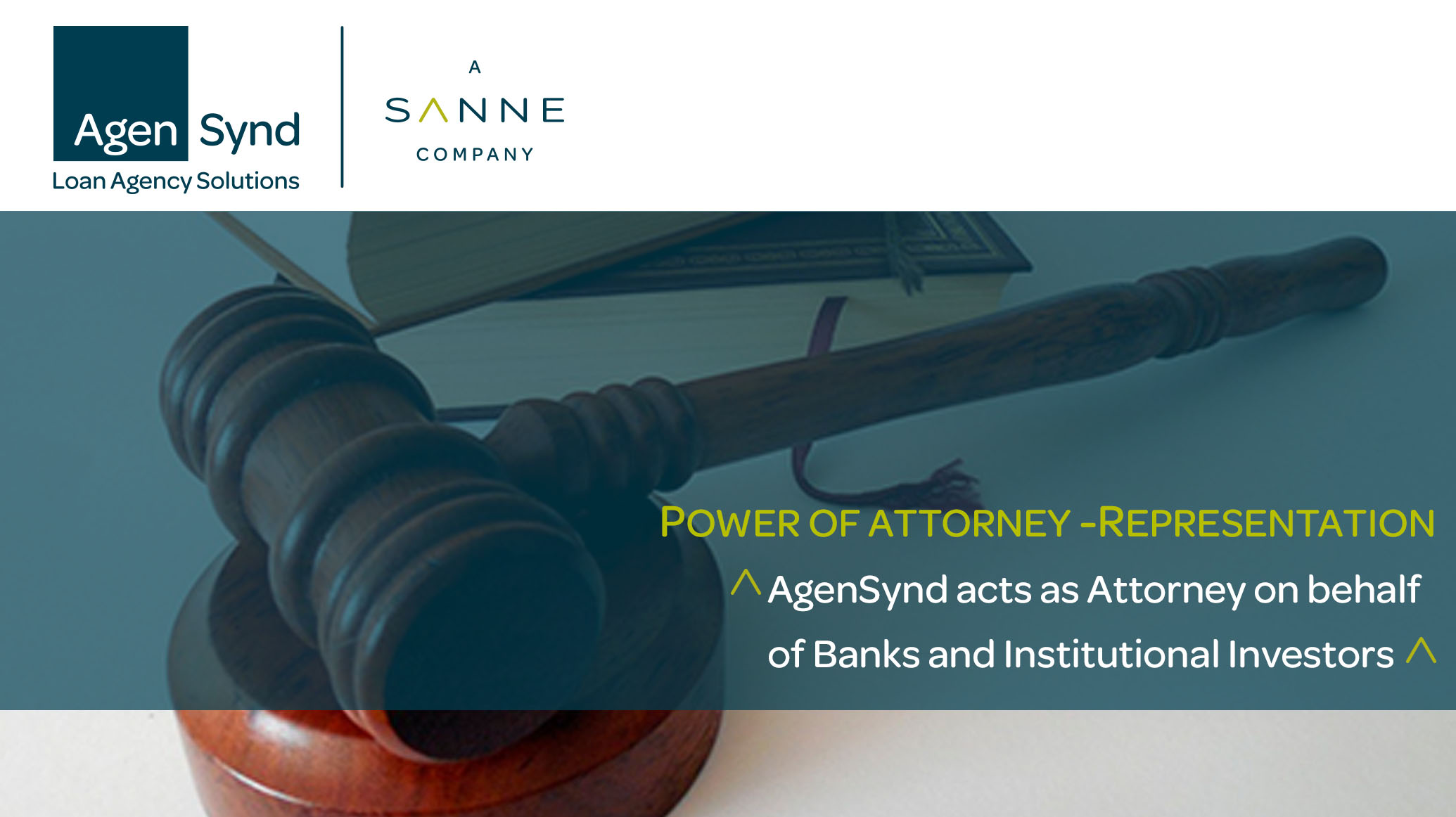 AgenSynd ROLE OF ATTORNEY