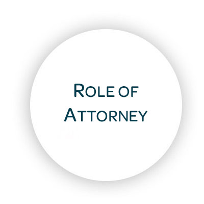 ROLE OF ATTORNEY