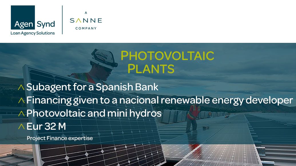 AgenSynd-PHOTOVOLTAIC-PLANTS