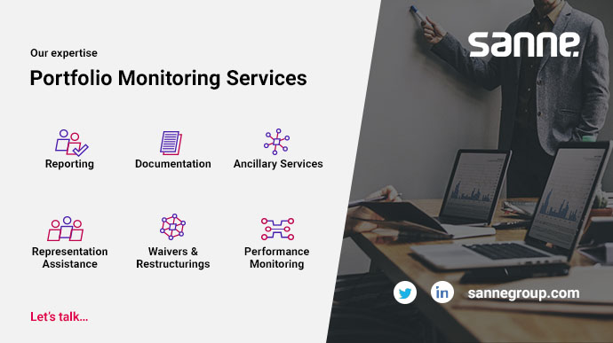 Portfolio Monitoring Services Sanne Madrid
